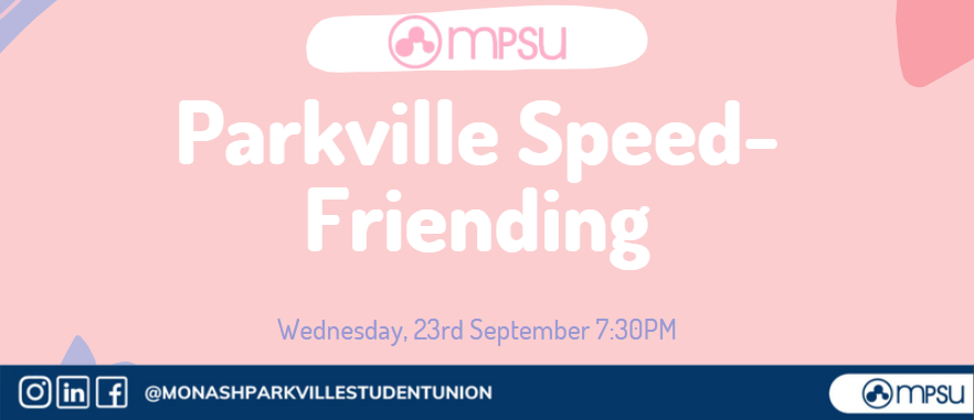 Parkville Speed Friending