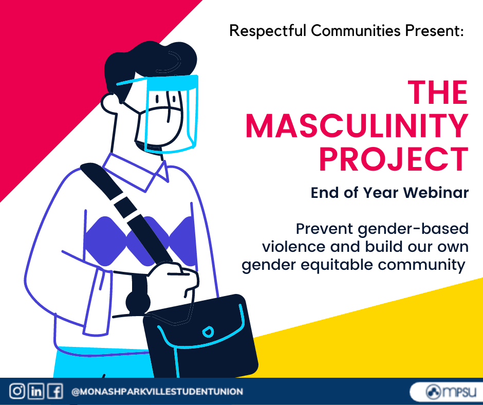 Masculinities Project: Prevention of Gender-based Violence Webinar