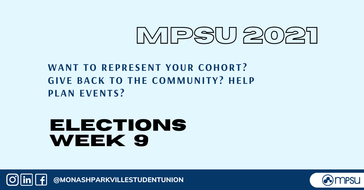 Apply for MPSU's Committee for 2021!
